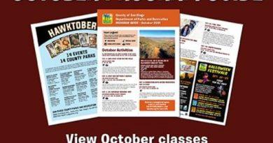 October Program Guide 2021